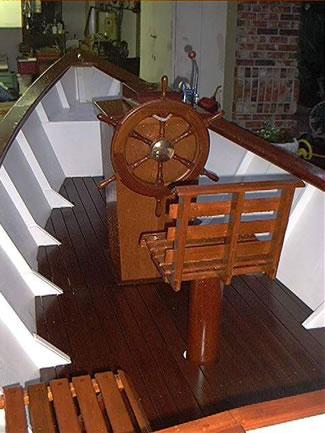 16 San Juan Dory Custom Wood Boat Building