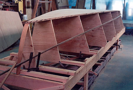 wooden skiff kits