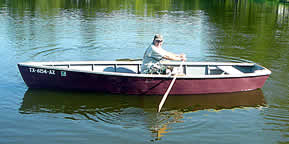 Free Flat Bottom Wood Boat Plans