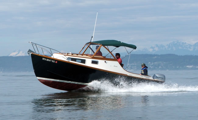 Pdf plans wood power boat plans download building plans for Boat garage on water