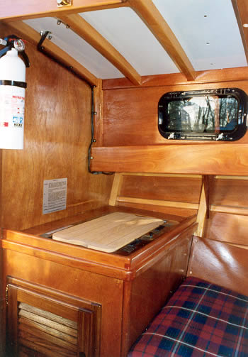 23 39 Chinook Interior Photos Of Our Custom Wooden Boats