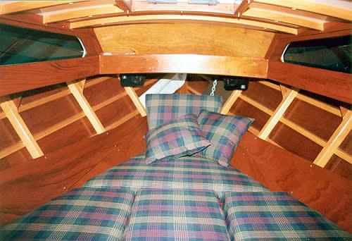 24 39 Tyee Custom Built Interiors Make A Fine Wooden Boat