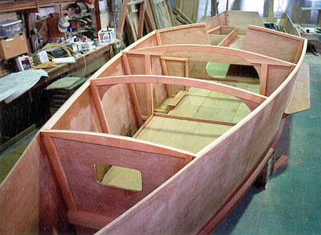Homemade Plywood Sailboat Building a custom wood sailboat , the 25 ...
